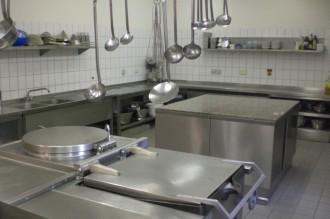 Gastro-Ge, Gastronomiebedarf, Großküche Einrichtung