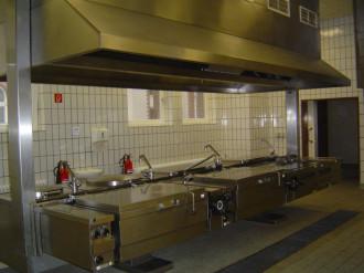 Gastro-Ge, Gastronomiebedarf, professionell Ablufthaube